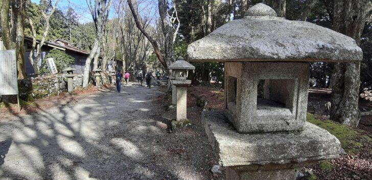 愛宕神社参拝道