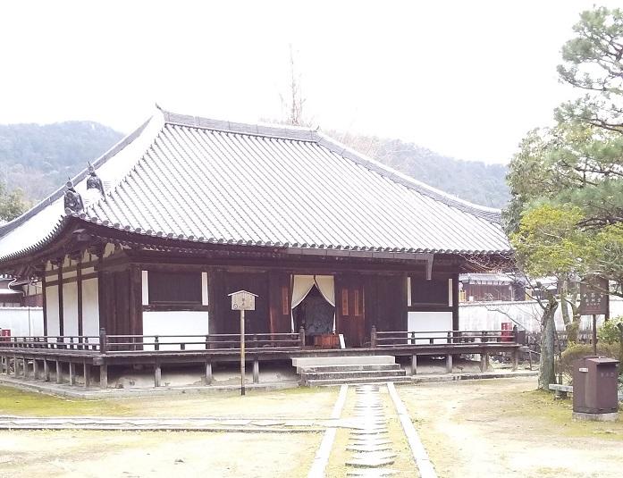 法界寺薬師堂