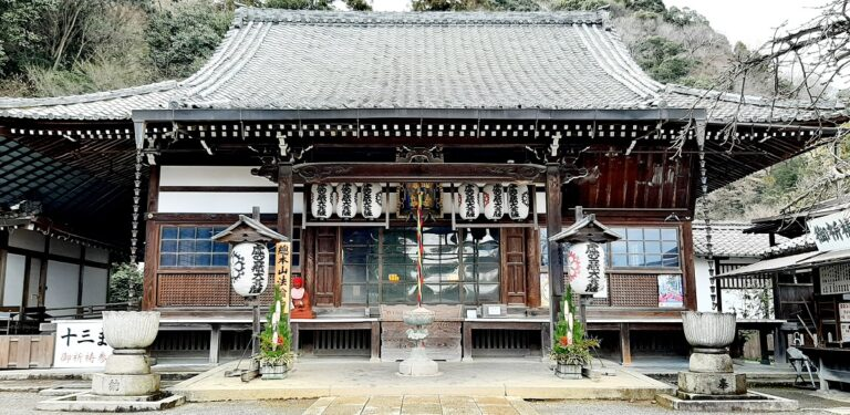 嵯峨の法輪寺
