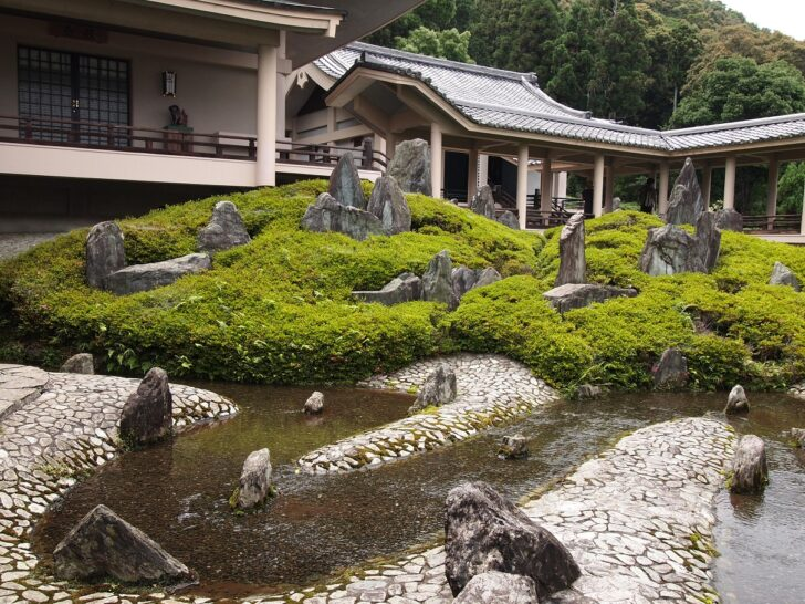 松尾大社の庭園