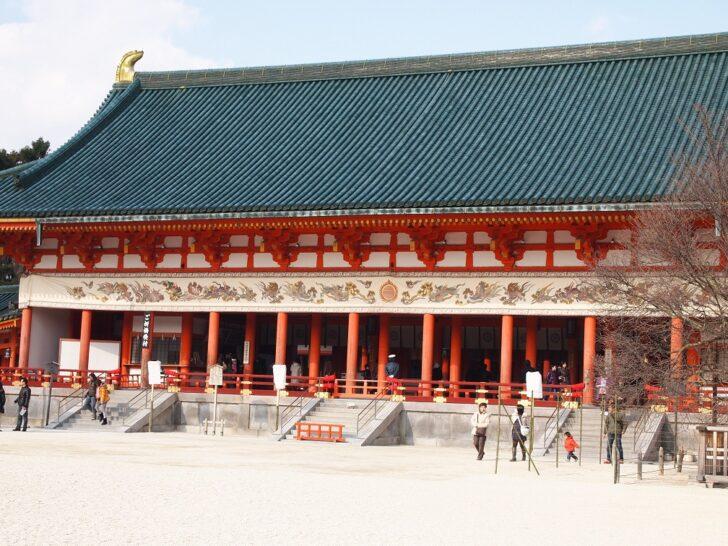 平安神宮本殿