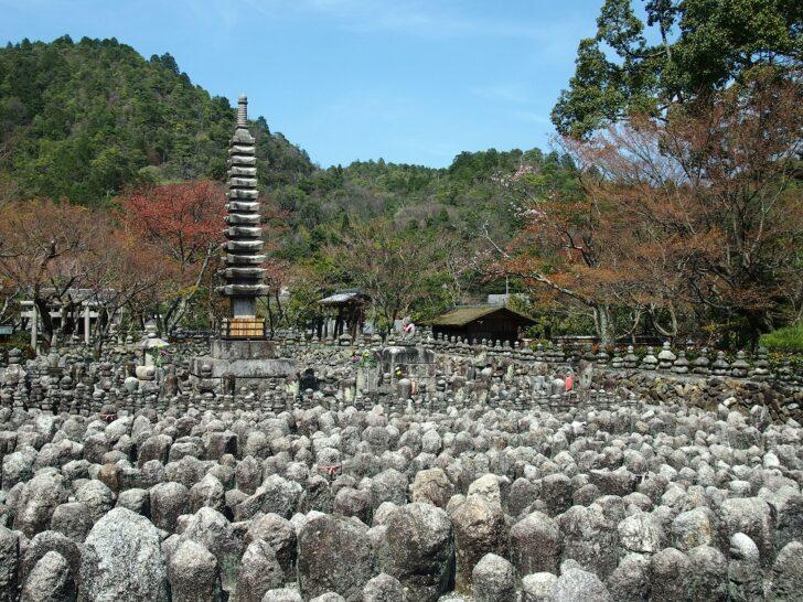 化野念仏寺の西院の河原