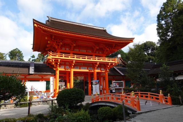 上賀茂神社の案内