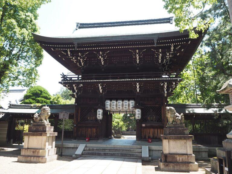 上御霊神社の解説