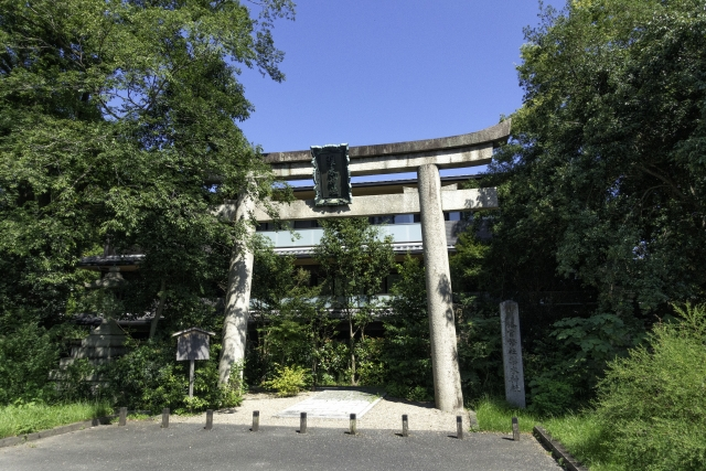 梨木梨木神社の紹介
