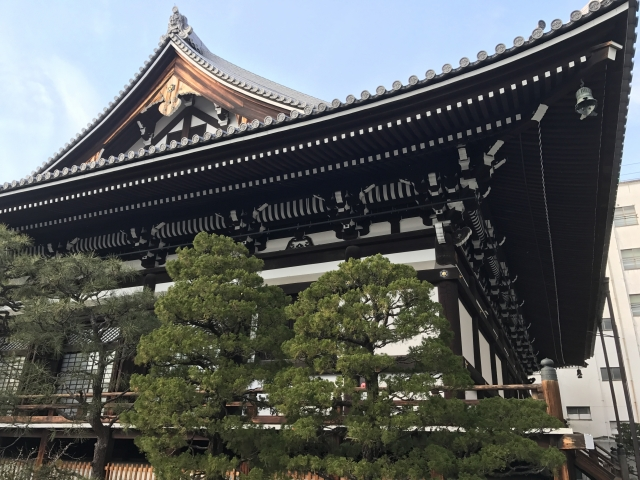 本能寺の参拝情報