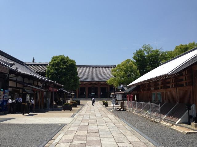 壬生寺の解説