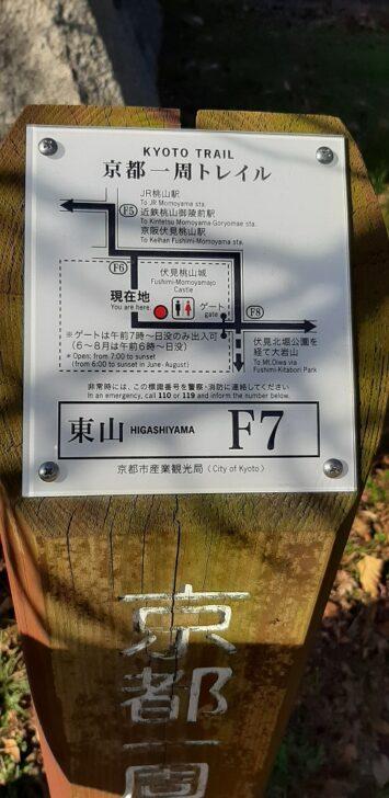 案内板F7