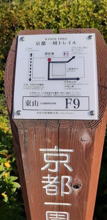 案内板F9