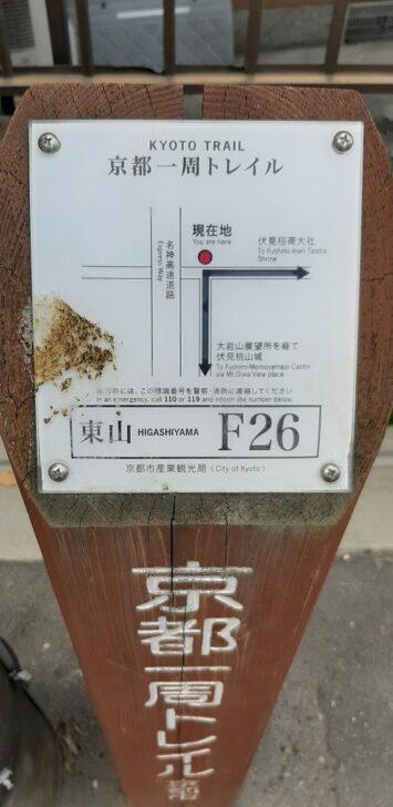 案内板F26