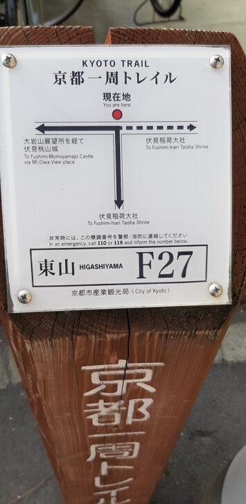 案内板F27