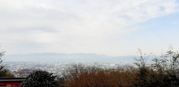 京都一周トレイル東山コースの概要