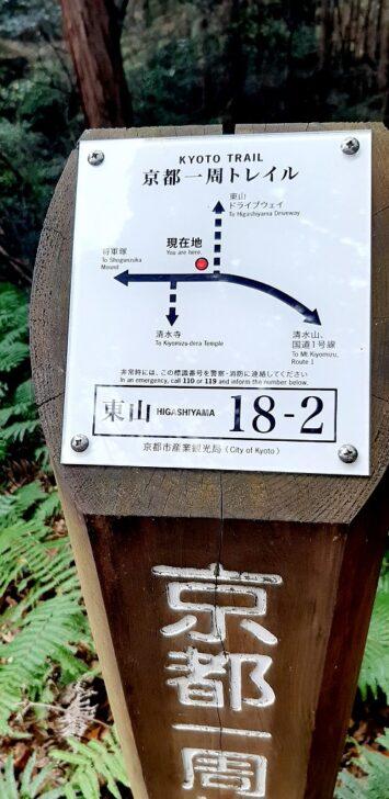 案内板18−2