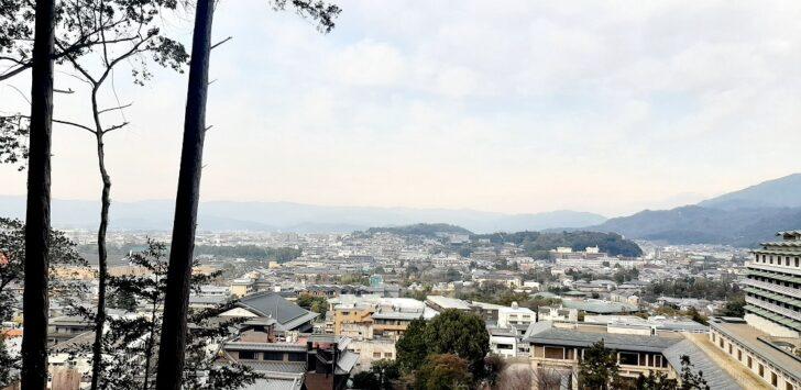 岡崎周辺の景色