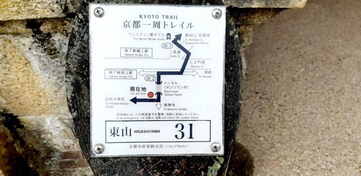 案内板31−1