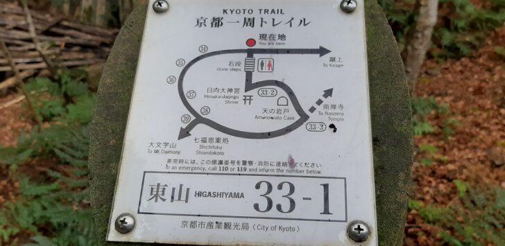 案内板33−1