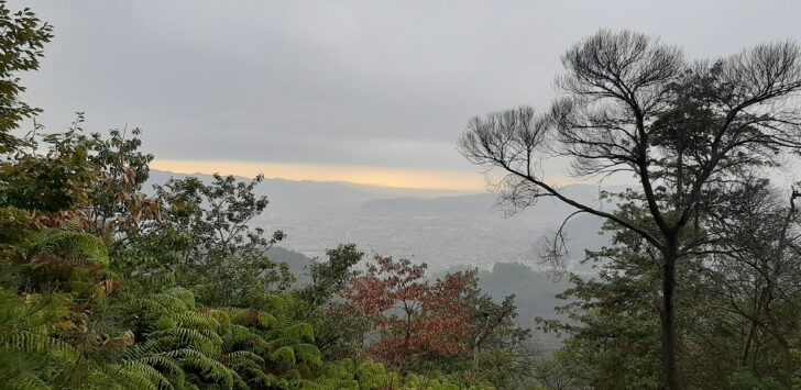 東山トレイルの蹴上から銀閣寺までを解説