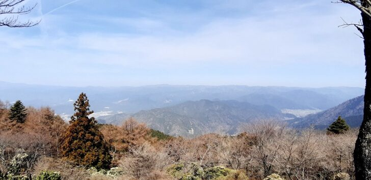 北山4からの絶景