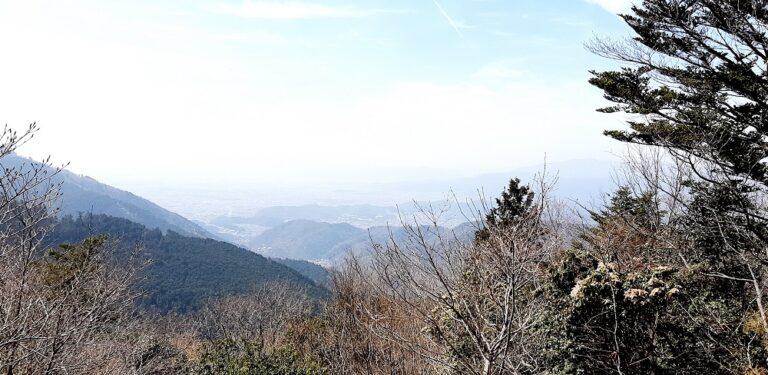 北山コース東部(比叡山)の解説
