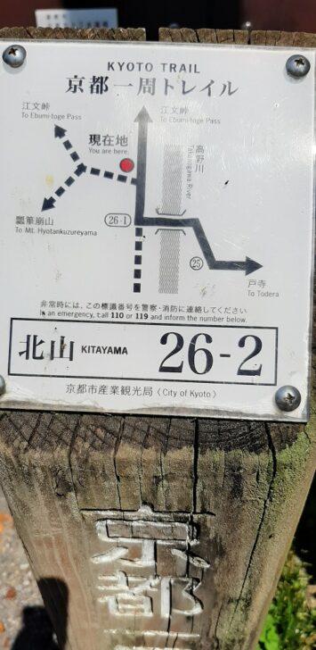 案内板26-2(北山)