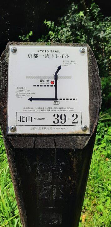 案内板39-2(北山)
