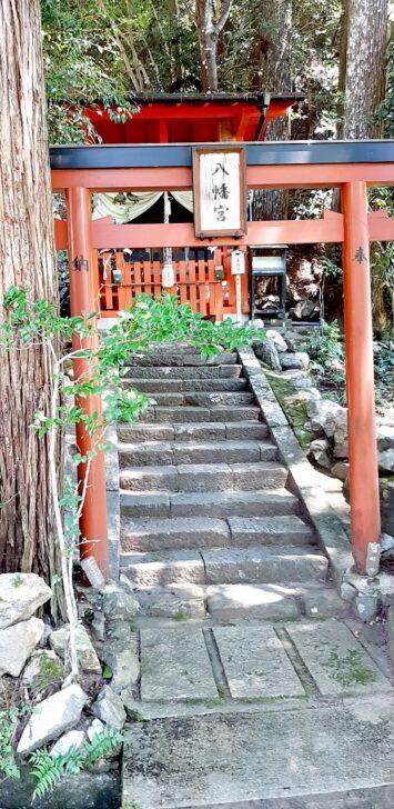 案内板42(北山)周辺の神社