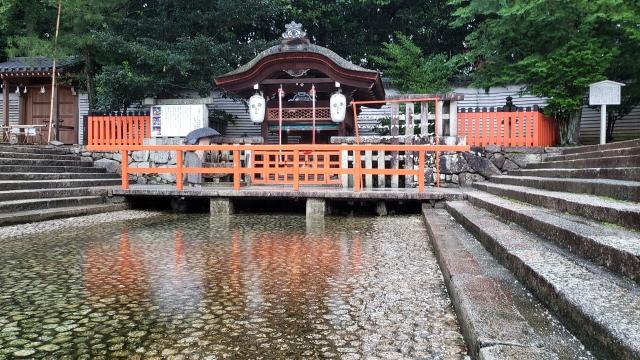 下鴨神社の御手洗祭