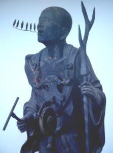 六波羅蜜寺の空也上人立像
