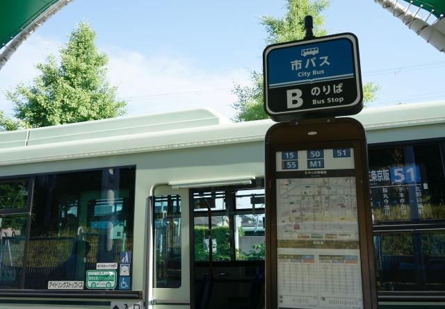 バスで行く京都の寺社