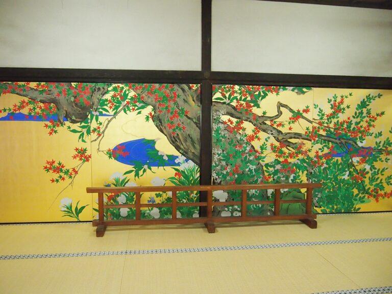 京都の襖絵を解説