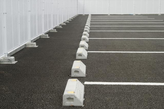 無料駐車場利用時の注意点